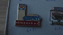 AUMERLE SA BOSCH - Pin's