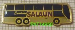 EVASION SALAUN  AUTOCAR CAR BUS - Transports