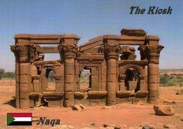 1 AK Sudan * Die Antike Stadt Naqa Mit Dem Römischen Kiosk - Seit 2011 UNESCO Weltkulturerbe * - Sudan