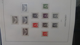 Collection De Timbres Et Blocs ** Du Groendland. PORT OFFERT DES 50 EUROS D'ACHATS. Voir Commentaires - Briefmarken
