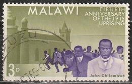 Malawi 1965 John Chilembwe - Personalità - Malawi (1964-...)