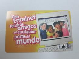 Urmet Phonecard, Internet,mint - Bolivia