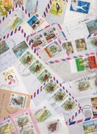 SEYCHELLES - Beau Lot Varié De 65 Enveloppes Commerciales Et Premier Jour - Air Mail Covers - FDC - Stamps - Timbres - Seychelles (1976-...)