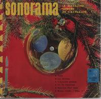 Sonorama Magazine N° 3 Décembre 1958 - Special Formats