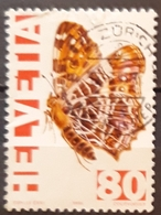 SUIZA 1995 Endangered Animals. USADO - USED. - Suiza
