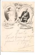 Koningin Wilhelmina & Hertog Hendrik Mecklenburg Schwerin. Ed. HERZ !! - Familles Royales