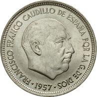 Monnaie, Espagne, Caudillo And Regent, 5 Pesetas, 1971, TTB, Copper-nickel - [ 5] 1949-… : Royaume