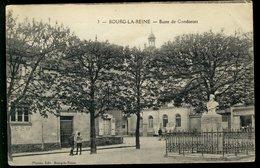 Bourg-la-Reine - Buste De Condorcet - Bourg La Reine