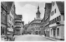 Aalen. Marktplatz - 1955 - Oldtimer - Aalen
