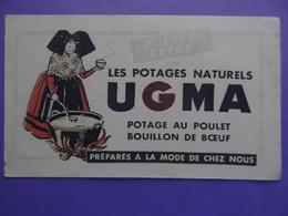 Potages Naturels UGMA Strasbourg (Bas-Rhin) Couleurs Passées Petites Rousseurs - Potages & Sauces