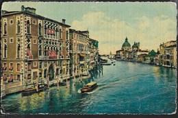 VENETO -VENEZIA - CANAL GRANDE - FORMATO PICCOLO - EDIZ CAPELLO MILANO - NUOVA - Venezia