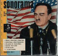 Sonorama Magazine N° 5 Février 1959 - Special Formats