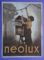 Rare Néolux Ampoule Enfant électricité Luminaire Lumière - Electricity & Gas