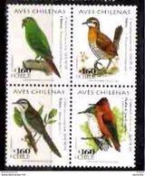 7660  Birds - Oiseaux - Chili 1850-53  MNH - 1.95 (5) - Vogels