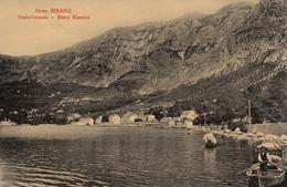 AK - RISANO (Risan) - Hafenstadt In Der Bucht Von Kotor 1910 - Montenegro