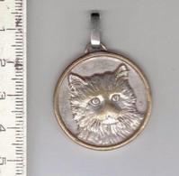 MEDAILLE - 138 - CAT - KAT - Jetons & Médailles