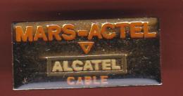 53406-Pin's-Mars Actel.alcatelcable.telecom. - France Telecom