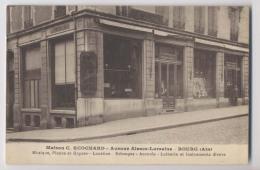 BOURG En BRESSE - Maison C . ECOCHARD - MAGASIN MUSIQUE ET PIANOS LUTHERIE - Ave Alsace Lorraine - Beau Plan Du Commerce - Autres