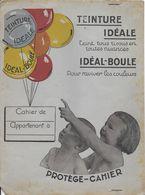 PROTÈGE-CAHIERS TEINTURE IDÉALE  IDEAL-BOULE ENFANT BALLONS - Omslagen Van Boeken