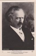 380181Paderewski Ancien Président De La République De Pologne Et Compositeur Et Pianiste. - Cantanti E Musicisti