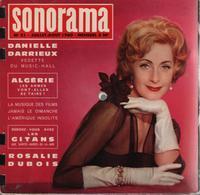 Sonorama Magazine N° 21 Danielle DARRIEUX Vedette Du Music-hall - Formats Spéciaux