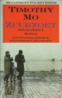 ZUURZOET - TIMOTHY MO - MEULENHOFF 1989 - Horrors & Thrillers