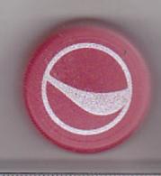 Romania Pepsi Cola Cap - Plastic Cap - Red - Soda