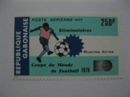Gabon 1978 World Cup Football SC#C196 - Gabon