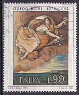 Repubblica Italiana, 1975 - 90 Lire Arte Italiana - Nr.1302 Usato° - 1946-.. Republiek