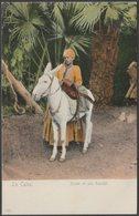 Anier Et Son Baudet, Le Caire, C.1900-05 - U/B CPA - Cairo