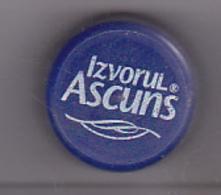 Romania Mineral Water Cap - Plastic Cap - Izvorul Ascuns - Soda