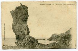 CPA - Cartes Postale - France - Belle Ile En Mer - Rocher ' Le Pylor ' - 1904 ( CP4763 ) - Belle Ile En Mer