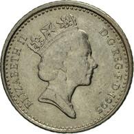 Monnaie, Grande-Bretagne, Elizabeth II, 5 Pence, 1995, TTB, Copper-nickel - 1971-… : Monnaies Décimales