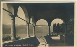 Lago Di Garda V. 1934  Val Di Sogno  (821) - Italia