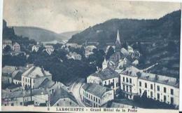 Larochette - 8 - Grand Hôtel De La Poste - Wilca - Edition W. Capus - 1932 - Larochette