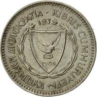 Monnaie, Chypre, 50 Mils, 1979, TTB, Copper-nickel, KM:41 - Cyprus