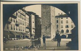 Lago Di Garda V. 1934  Riva Colombi  (827) - Italie