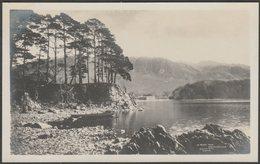 Ye Friar's Crag, Derwentwater, Cumberland, C.1920 - Abraham RP Postcard - Cumberland/ Westmorland