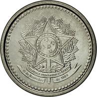Monnaie, Brésil, Centavo, 1986, SUP, Stainless Steel, KM:600 - Brésil