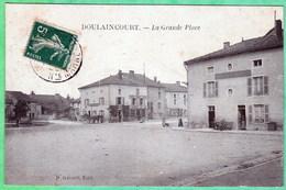 DOULAINCOURT - LA GRANDE PLACE - Doulaincourt