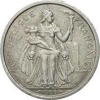 Monnaie, French Polynesia, 2 Francs, 1965, Paris, TTB, Aluminium, KM:3 - French Polynesia