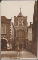 Rye Church, Sussex, C.1920 - Judges RP Postcard - Rye