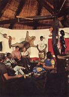Malawi - Lake Malawi - Fish Eagle Inn Bar - Malawi
