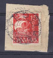 Denmark Mi. 168 Uds. Stjernestempel Star Cancel (1417) TVERSTED (Underlagt Sindal) Karavelle - Oblitérés