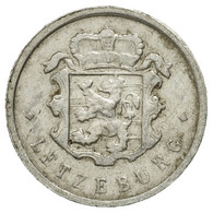 Monnaie, Luxembourg, Jean, 25 Centimes, 1957, TB, Aluminium, KM:45a.1 - Luxembourg
