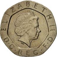 Monnaie, Grande-Bretagne, Elizabeth II, 20 Pence, 2003, SUP, Copper-nickel - 1971-… : Monnaies Décimales