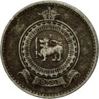 Monnaie, Ceylon, Elizabeth II, 25 Cents, 1971, TB, Copper-nickel, KM:131 - Sri Lanka