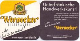 #D216-286 Viltje Werneck Brauerei - Sous-bocks