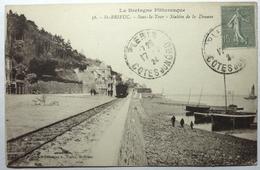LE LÉGUÉ , BASSIN Á FLOT - SAINT BRIEUC - Saint-Brieuc