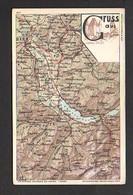 Suisse / Gruss Aus / Carte De Suisse - Sin Clasificación